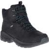Merrell Men's Forestbound Mid Waterproof Boot - 14 - Black