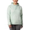 Columbia Women's Bryce Canyon Hoodie - 1X - New Mint Stripe