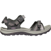 Keen Women's Terradora II Open Toe Sandal - 11 - Dark Grey / Dawn Pink