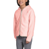 The North Face Girls' Camplayer Fleece Hoodie - XS - Impatiens Pink