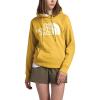 The North Face Women's Half Dome Pullover Hoodie - Large - Bamboo Yellow