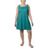 Columbia Women's Freezer III Dress - Medium - Waterfall Seaside Swirls Print