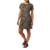 Columbia Women's Park Printed Dress - Large - Olive Green