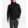 The North Face Men's Apex Canyonwall Hybrid Hoodie - Small - TNF Black / TNF Black