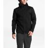 The North Face Men's Apex Canyonwall Hybrid Hoodie - Medium - TNF Black / TNF Black