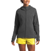 The North Face Women's Motivation Fleece Full Zip Jacket - Small - TNF Dark Grey Heather