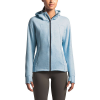 The North Face Women's Motivation Fleece Full Zip Jacket - XS - Angel Falls Blue Heather