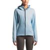 The North Face Women's Motivation Fleece Full Zip Jacket - Small - Angel Falls Blue Heather