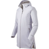 Eddie Bauer Women's Cloud Cap Stretch Insulated Trench - Large - Cement