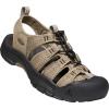 Keen Men's Newport H2 Sandal - 10.5 - Taupe / Black