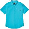 Marmot Men's Northgate Peak SS Shirt - Medium - Enamel Blue