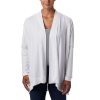 Columbia Women's Slack Water Knit Cover Up Wrap - XL - White