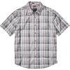 Marmot Men's Lykken SS Shirt - Small - Sleet