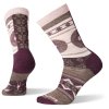 Smartwool Women's Fireside Crew Sock - Small - Pink Nectar