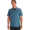 Marmot Men's Innesdale SS Shirt - XXL - Denim