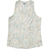 Marmot Women's Beta Tank - Medium - Hazy Afternoon Exploding Flowers