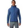 Mountain Hardwear Men's Keele Hoody - Large - Better Blue