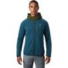 Mountain Hardwear Men's Norse Peak Full Zip Hoody - XL - Icelandic