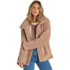 Billabong Women's Cozy Days Jacket - Large - Warm Sand