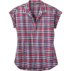 Outdoor Research Women's Amber Ale SS Shirt - XL - Clay