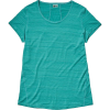 Marmot Women's Aura SS Top - XL - Deep Jungle
