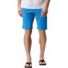 Columbia Men's Hybrid Trek Short - 40x10 - Azure Blue