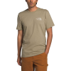 The North Face Men's Outdoor Free SS Tee - Small - Twill Beige