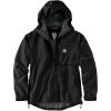 Carhartt Men's Storm Defender Force Midweight Jacket - Small Regular - Black