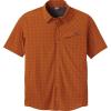 Outdoor Research Men's Astroman SS Sun Shirt - XXL - Umber