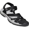 Keen Women's Kira Ankle Strap Sandal - 11 - Black