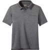 Outdoor Research Men's Chain Reaction Polo - Small - Black Heather
