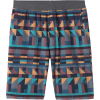 Prana Men's Super Mojo II Short - XL - Retro Teal Getaway