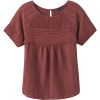 Prana Women's Pinoit Top - Large - Vino
