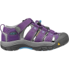 Keen Youth Newport H2 Shoe - 6 - Purple Magic / Blue Grotto