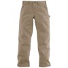 Carhartt Men's Washed Twill Dungaree Pant - 31x30 - Dark Khaki