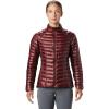 Mountain Hardwear Women's Ghost Whisperer/2 Jacket - Small - Washed Raisin