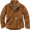 Carhartt Men's Flame Resistant Full Swing Quick Duck Jacket - 3XL Tall - Carhartt Brown