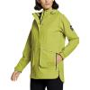 Eddie Bauer Women's Centennial Convertible Jacket - Small - Citrus