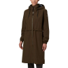 Columbia Women's Firwood Long Jacket - XL - Olive Green