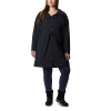 Columbia Women's Here And There Long Trench Jacket - Small - Black