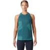 Mountain Hardwear Women's Crater Lake Tank - XL - Washed Turq