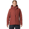 Mountain Hardwear Women's Exposure/2 GTX Paclite Jacket - Large - Washed Rock