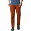 Mountain Hardwear Men's Cederberg Pant - 36x32 - Rust Earth