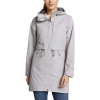 Eddie Bauer Women's Rainfoil Trench - Small - Light Gray