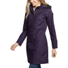 Eddie Bauer Women's Girl On The Go Trench - Small - Deep Eggplant