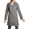 Eddie Bauer Women's Girl On The Go Trench - Large - Dark Charcoal Heather