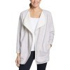 Eddie Bauer Motion Women's Northern Lights LS Wrap - M/L - Heather Ash
