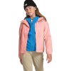 The North Face Girls' Resolve Reflective Jacket - XS - Impatiens Pink
