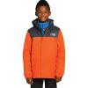 The North Face Boys' Resolve Reflective Jacket - XS - Persian Orange