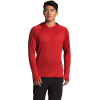 The North Face Men's HyperLayer FD Hoodie - XL - Pompeian Red Heather